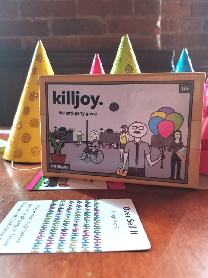 Killjoy the Game